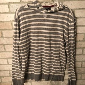 Banana Republic hooded sweatshirt.  XL